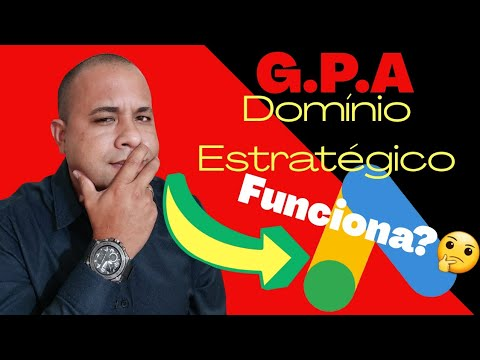 Marketing Digital: G.P.A Domínio Estratégico, Google ads específico para afiliados 😱😱😱